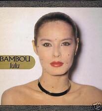 MAXI 45 RPM NEUF BAMBOU LULU (GAINSBOURG)