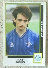 Panini football sticker 1986, Pat Nevin, Chelsea