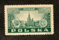 Poland--#B40 MNH--Postal Worker's Convention--1945