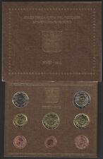Serie Divisionale Vaticano 2011 in folder originale, Nuova, monete in euro FDC