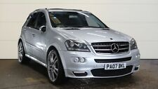 2007 MERCEDES ML350 3.5 STUNNING LOW MILEAGE, FULLY KITTED ONE OFF MERC ML!!!