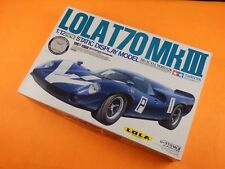 TAMIYA 12043 lola t70 MK III/with Photo-Etched Parts/échelle 1:12