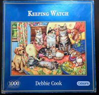 1000 Piece Jigsaw Puzzle - Gibson's Puzzle - Keeping Watch