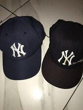 Vtg NY Yankees Don Mattingly AJD pro Snapback Hat Sports Specialties Lot