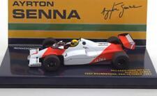 1:43 Minichamps McLaren Ford MP4/1C Test Silverstone Senna 1983