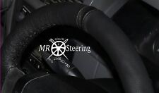 03-14 PER MERCEDES VITO 2 W639 volante in VERA PELLE COVER + Cinturino Nero
