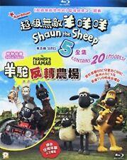 Shaun The Sheep Series 5 / Farmer's Llamas [New Blu-ray] Hong Kong - Import