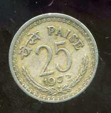 INDE  25 paise 1972  ( bis )