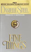 Fine Things by Danielle Steel (2000, Paperback)