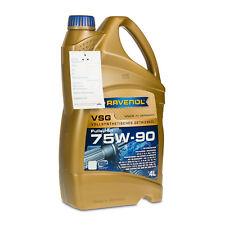 4 (1x4) Liter RAVENOL VSG SAE 75W-90 Getriebeöl API GL-4/GL-5