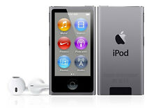 "New Imported Apple iPod Nano 16GB 2.5"" 6th Generation Space Grey Color"