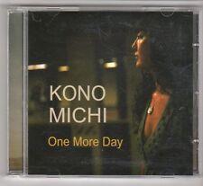 (GX495) Kono Michi, One More Day - 2011 CD