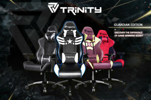 READY STOCK! TRINITY Gaming Chair [GUARDIAN]