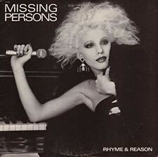 Missing Persons - Rhyme & Reason [New CD] Japanese Mini-Lp Sleeve, Shm CD, Japan