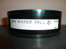 ONE MISSED CALL 2008 35mm Trailer  SCOPE  2min 30secs   USED