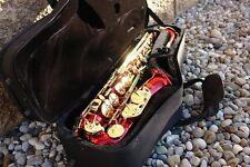 New 2016 RED ALTO Saxophone Sax w/ Case & Yamaha Kit!  ♫♫ SHIPS From WEST COAST!