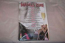 Mädels Zone 10 Regeln Blechschild 20x30 cm Blechschilder Funschild PINK TUSSI