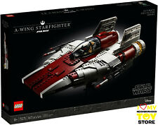 IN STOCK - LEGO 75275 UCS STAR WARS™ A-WING STARFIGHTER™ (2020) - MISB