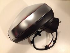 New Audi A3 S3 8V CompleteRight Door Electronic Exterior Wing Mirror