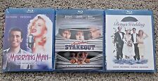 WHOLESALE LOT 3 BLU RAY MOVIES BRAND NEW SEALED THE MARRYING MAN STAKEOUT