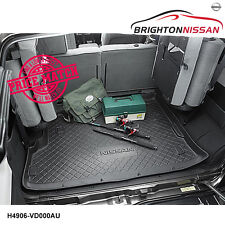 New Genuine Nissan Patrol Y61 Rear Cargo Floor Protection Tray H4906VD000AU