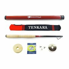 Dragontail Shadowfire Tenkara Rod Plus Complete Starter Pack (12ft Tenkara rod)