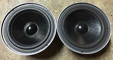 "1 Pair NEW Old School Hollywood Sound  Labs 5.25"" Midbass Speaker,Rare,NOS,USA"