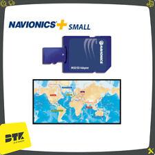 NAVIONICS PLUS SMALL CARTOGRAFIA GPS NAUTICA MICRO SD PER ECOSCANDAGLIO BARCA