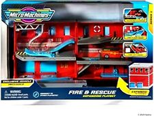 Micro Machines 2020 Fire and Rescue Expanding Playset exclusive VHTF Brand NEW