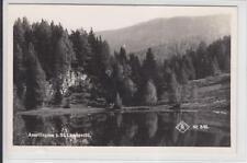 AK St. Lambrecht, Auerlingsee, 1950 Foto-AK