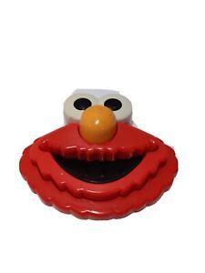 1996 TYCO Sesame Street 3D Plastic Stacking Elmo Puzzle