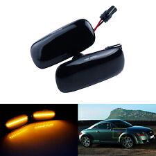 Feux Clignotant Répétiteur LED Ambre Pour Audi A3 S3 8L A4 S4 8D A6 S5 4B A8 TT