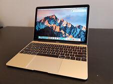 "Apple MacBook 12"" Gold Early 2015 - Intel Core M 1.1Ghz - 256GB SSD - 8GB RAM"