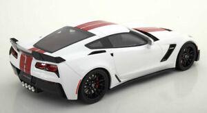 2016 CHEVY CORVETTE C7 Z06 HARD TOP GT SPIRIT GT214 1/18 scale RESIN CAR