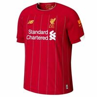 Liverpool Red Home Soccer Jersey 2019 - 2020 New Balance  Brand New