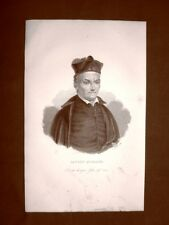 Jacopo Stellini Cividale 27 aprile 1699 – Padova 27 marzo 1770 Acquaforte 1849