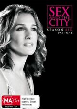 Sex And The City : Season 6 : Part 1 DVD : NEW