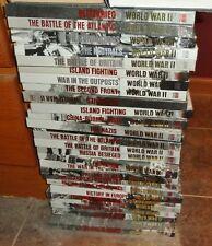 Individual books, Time Life World War II 1970's, Hardback WWII