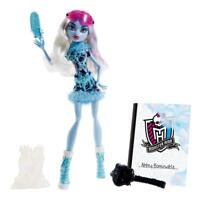 Monster High Abbey Bominable KUNSTUNTERRICHT Art Class BDF13 US Version OVP