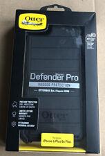 NEW SEALED OEM Black OtterBox Defender Pro Case Apple iPhone 6 Plus & 6s Plus +
