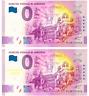 2x 0 Euro Souvenir KOSCIOL POKOJU W JAWORZE [NORMAL+ANNIVERSARY] PLAK 2021-1