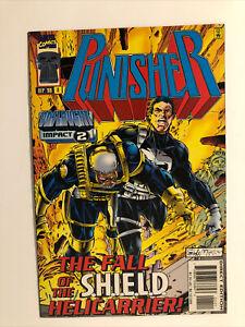 Marvel Comics Punisher #11 1996