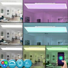 Smart Home RGB LED Panel Decken Lampe Google Alexa App Wifi CCT Leuchte dimmbar