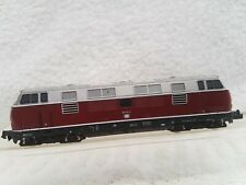 Arnold N Gauge 2023 Diesel Locomotive 221 151-0 DB Tested With Working Lights
