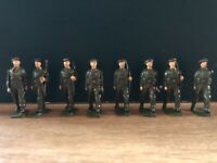 Britains: The Parachute Regiment (Red Devils). Post War