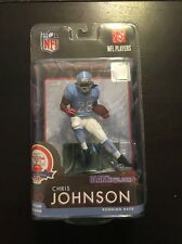 McFARLANE NFL Houston Oilers Chris Johnson Football Figure Clarktoys New