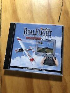 Great Planes Real Flight R/C Simulation Nexstar Edition Software & DVD