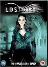 Lost Girl The Complete Second Season DVD Region 2 Discs 3 Season 2 /Series 2