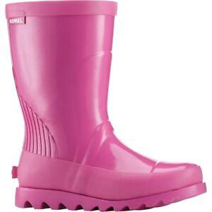 Sorel Joan Short Women Rain Boots NEW Size US 6 6.5  7 7.5 9.5