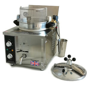 TABLETOP PRESSURE FRYER  & Original Kuroma Parts Available -COLLECTION ONLY